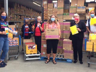 Walmart OSB school Supplies grant
